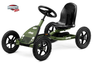 Imaginea Kart BERG Jeep Junior