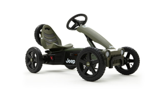 Imaginea Kart BERG Jeep Adventure