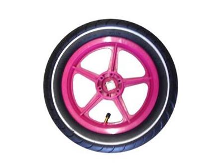 Picture of Roata tractiune roz 12.5