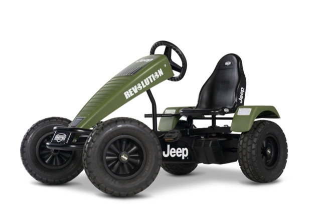 Picture of Kart BERG XL Jeep Revolution BFR-3