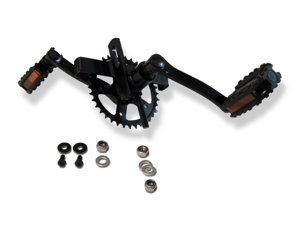 Imaginea Set pedale + foaie XL frame