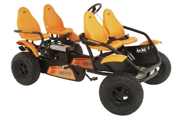 Picture of Kart Berg E-Gran Tour Off Road 4 seater F