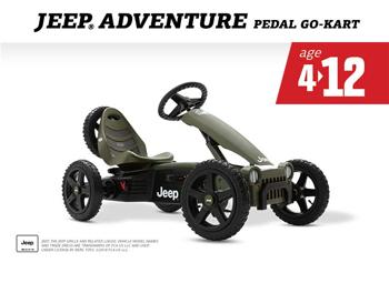 Imagine pentru categorie BERG Jeep