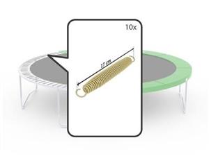 Imaginea Arcuri BASIC pentru trambulina Favorit (10 buc)