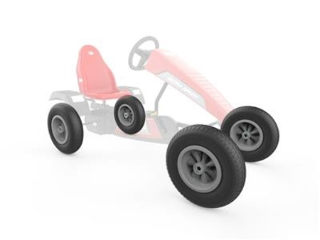 Picture of Roata Kart Berg Extra Sport Red