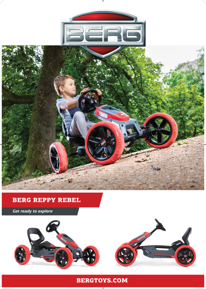 Picture of Kart Berg Reppy Rebel