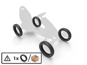 Imaginea Cauciuc 12x2,50-9 all terrain
