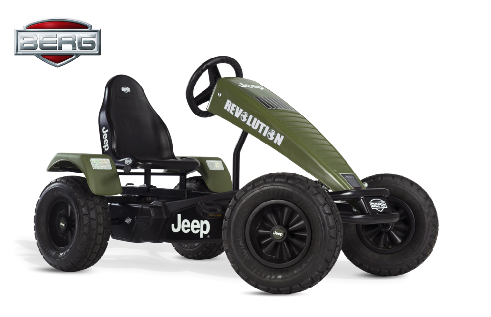 Picture of Kart BERG Jeep Revolution BFR