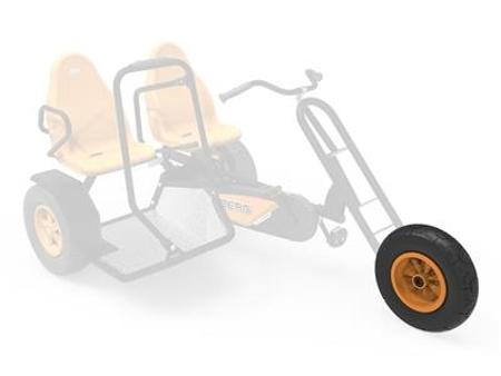 Picture of Roata simetrica orange  Duo Chopper fata
