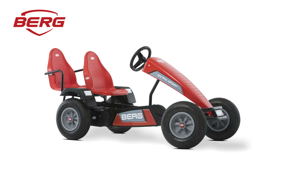 Picture of Kart BERG XL Extra Sport BFR  Red