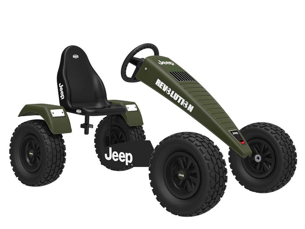 Picture of Kart BERG XXL Jeep Revolution E-BFR