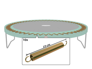 Imaginea Arcuri pentru trambulina Elite 520(10BUC)