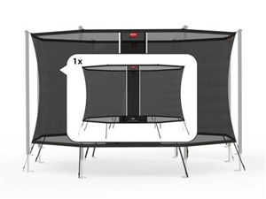 Imaginea Plasa pentru siguranta trambulina Comfort 330- 8 stalpi