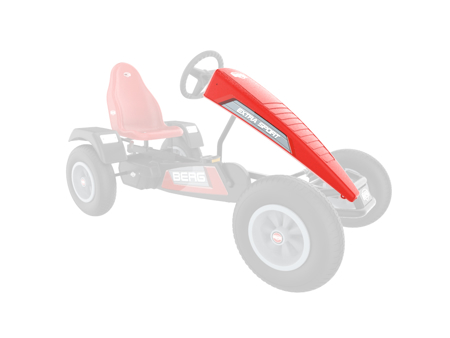 Picture of Spoiler Kart Berg XL Extra Sport BFR-red