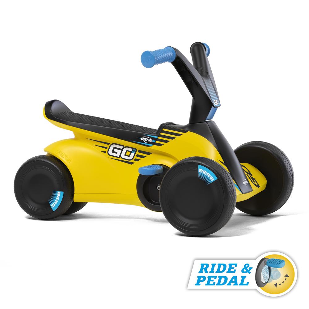 Picture of Kart BERG GO 2 SparX Galben