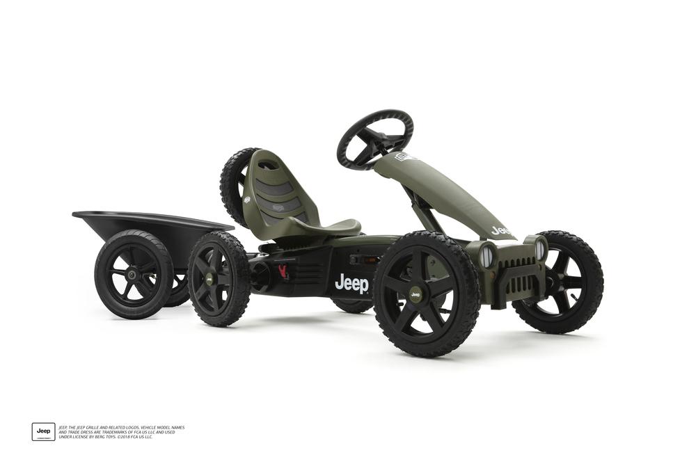 Picture of Kart BERG Jeep Adventure