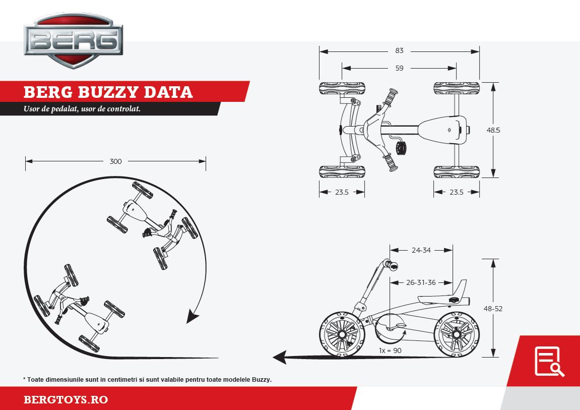 Picture of Kart BERG Buzzy Aero