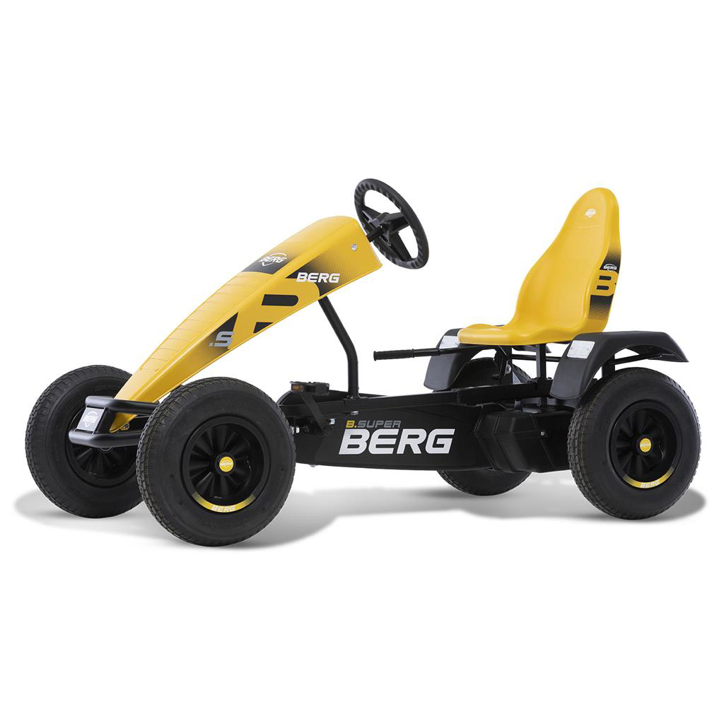 Picture of Kart BERG XL B.Super Yellow BFR