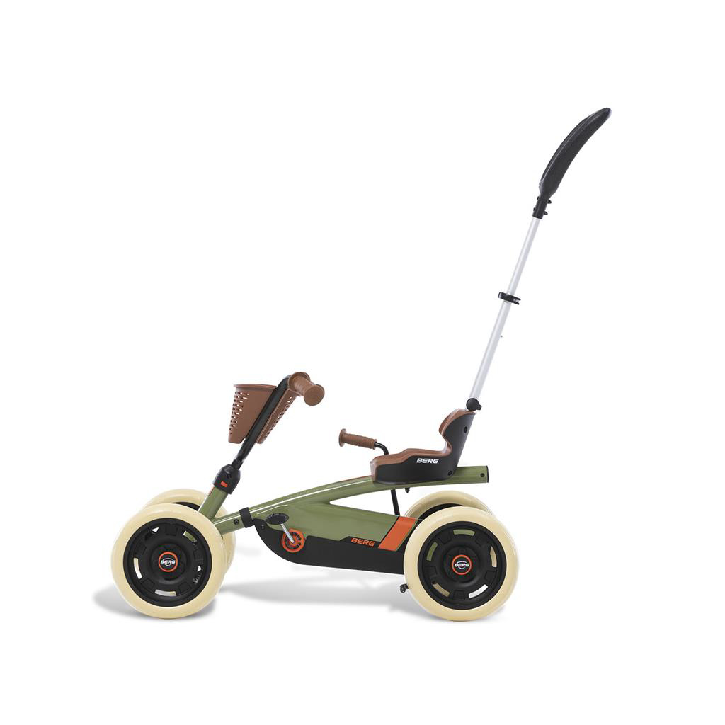 Picture of Kart BERG Buzzy Retro 2 in 1 Verde