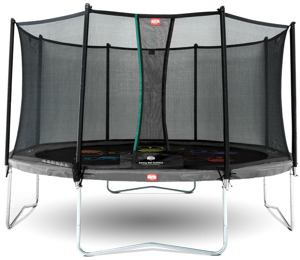 Imaginea Trambulina Berg Champion Regular GRI Level cu plasa Comfort 430