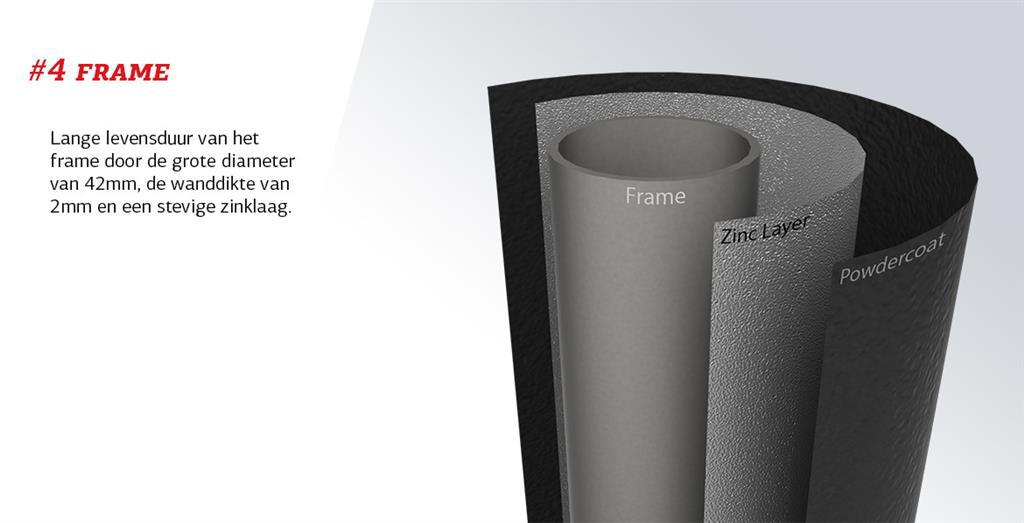 Picture of Trambulina Berg Elite Regular GRI Level cu plasa Deluxe 430