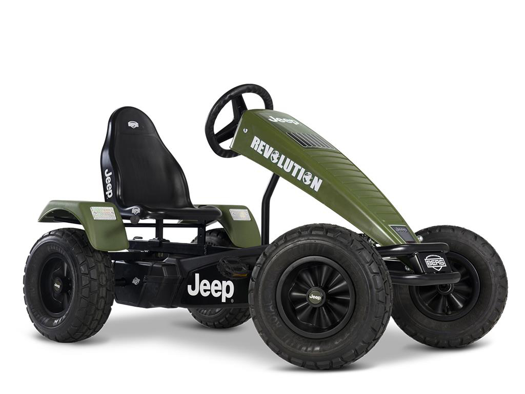 Picture of Kart Berg XXL Jeep Revolution BFR