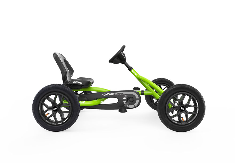 Picture of Kart BERG Buddy Lime Editie limitata